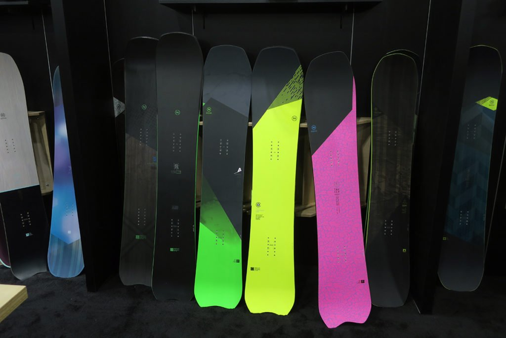 2019-2020 Nidecker Snowboards