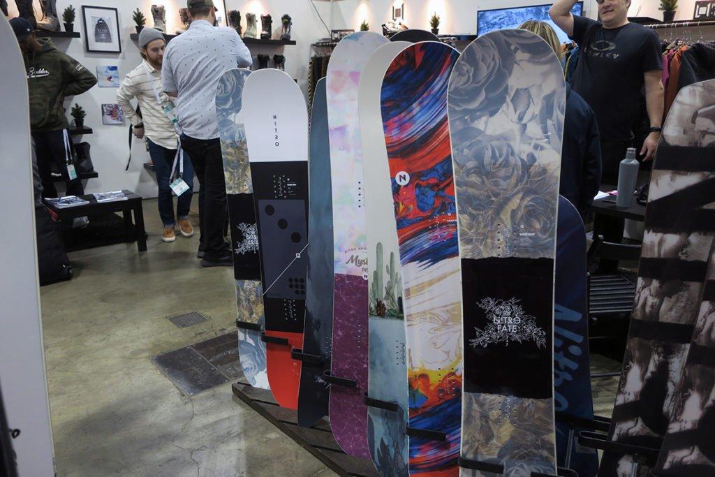 Nitro Snowboards 2019-2020