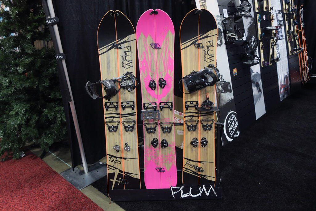 Plum Splitboard Bindings