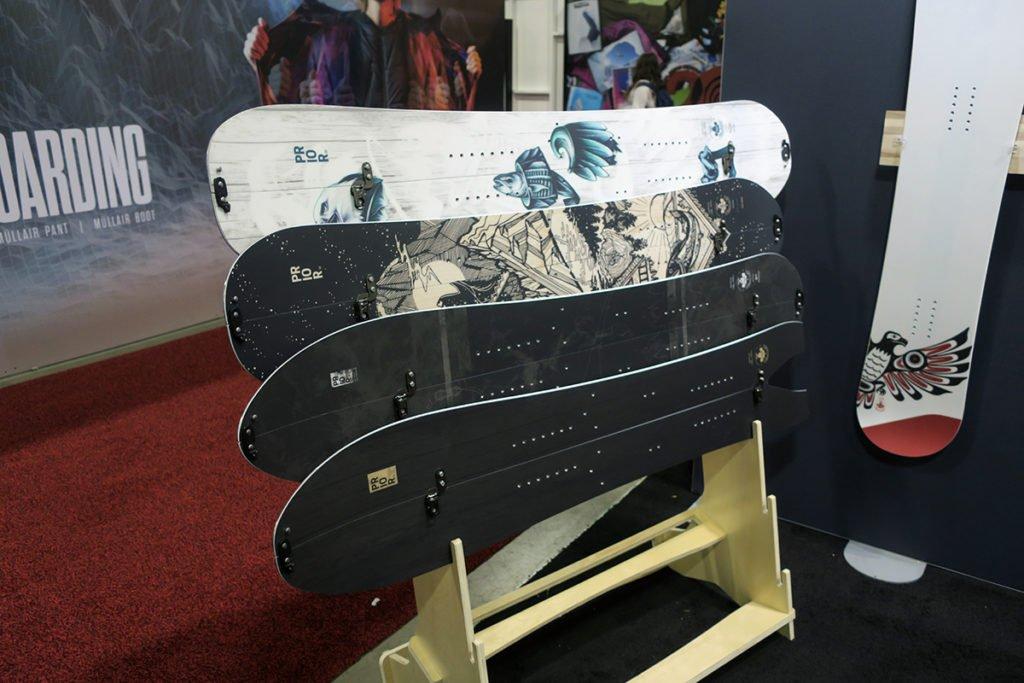2020 Prior Snowboards