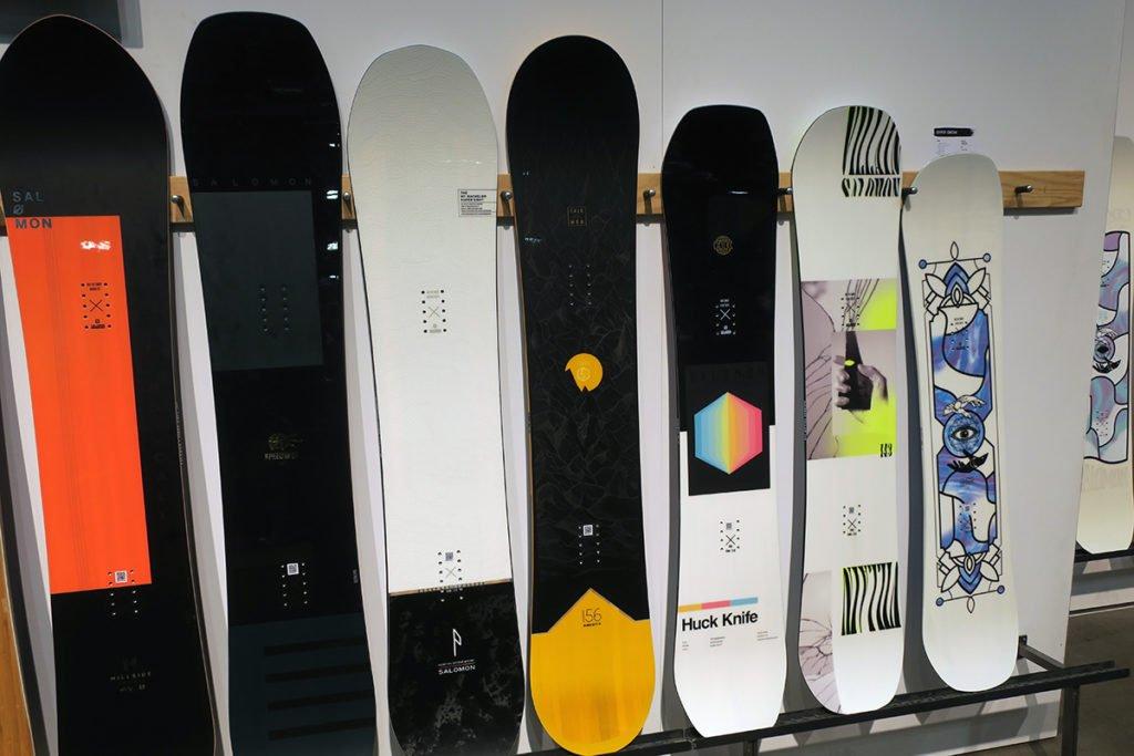 2020 Salomon Snowboards