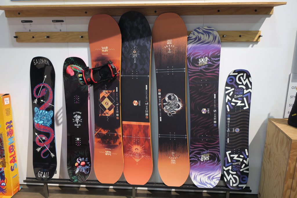 Salomon Snowboards 2020