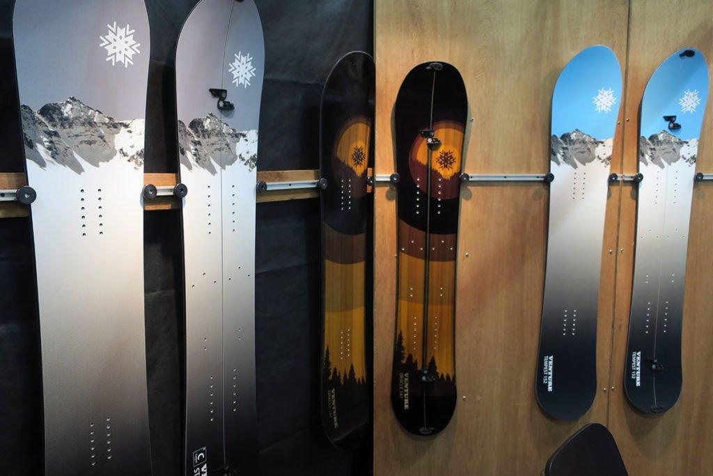 Venture Snowboards 2020