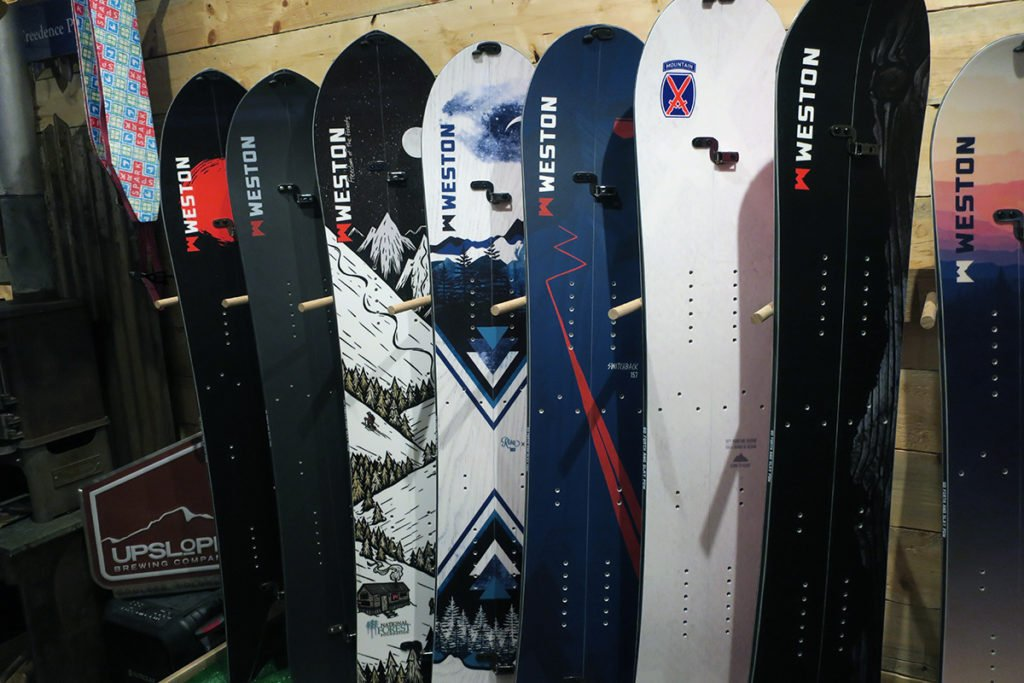 Weston Snowboards 2020