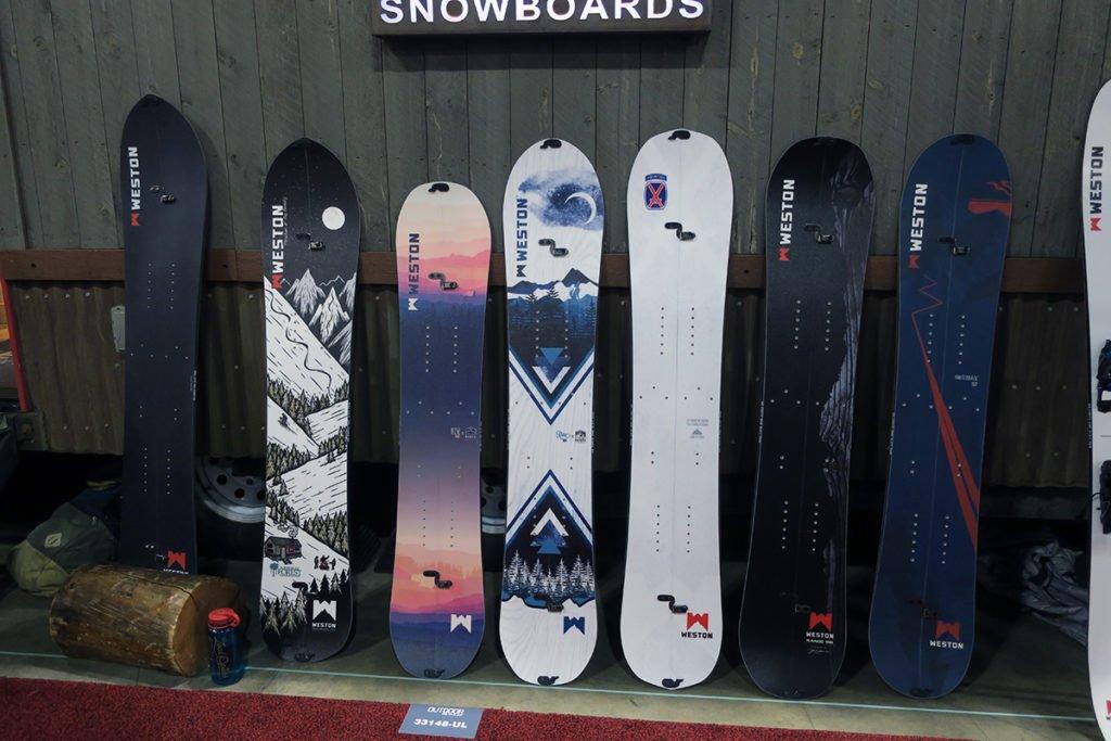 2019-2020 Weston Snowboards