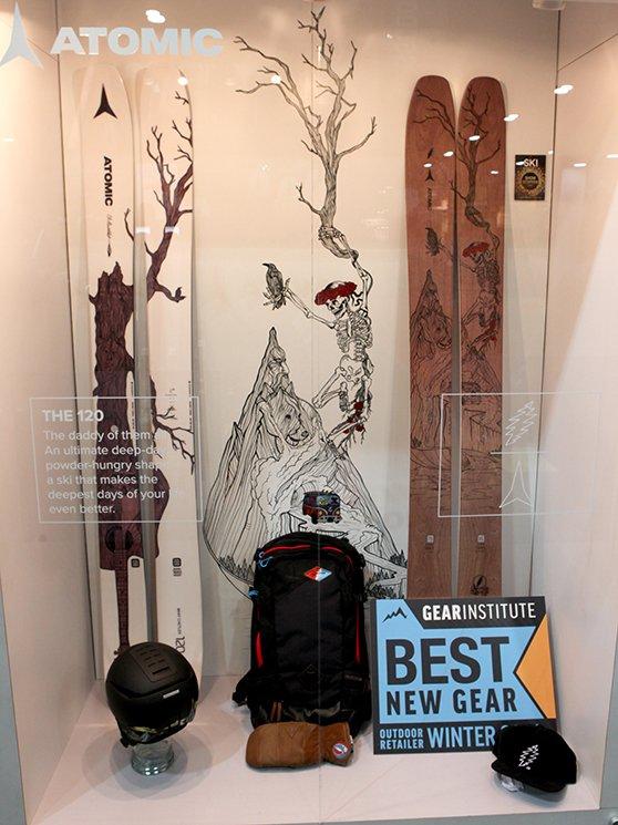 Bent Chetler Skis