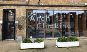 Spot Check: The ARCH CLIMBING GYM