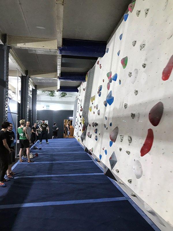 Arch Climbing Walls
