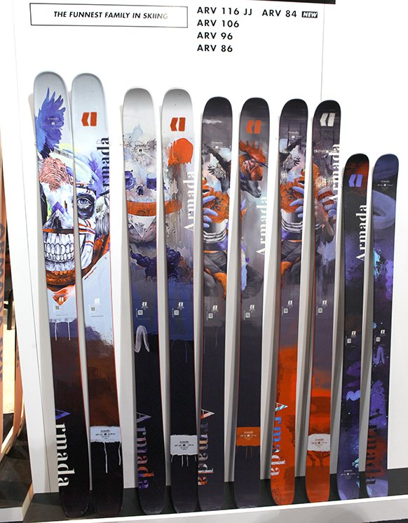 Armada ARV Mens Ski