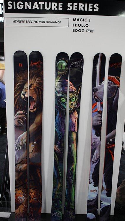 Armada Signature Skis