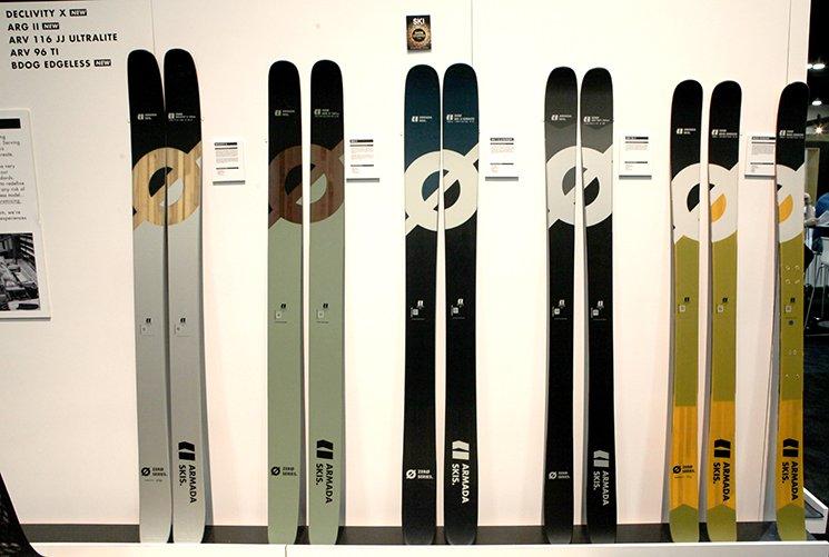 Armada Zero Series Skis