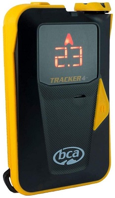 BCA Tracker 4 Avalanche Beacon