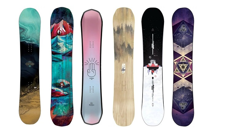 Best Womens Snowboards 2020