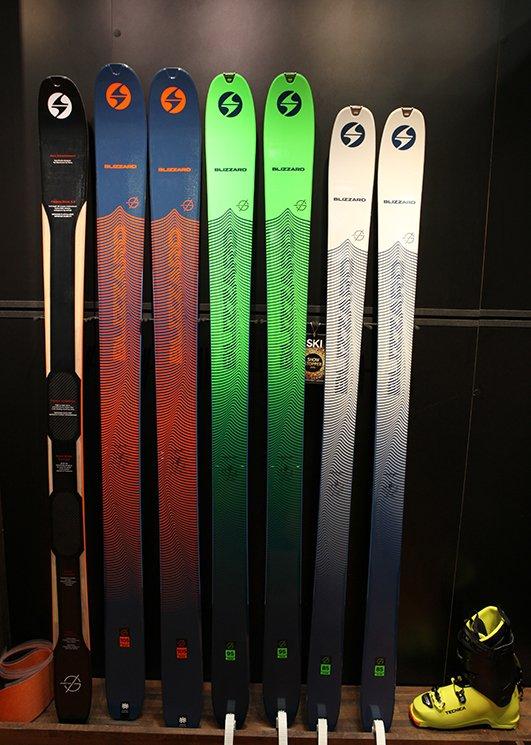 Blizzard Zero G Skis