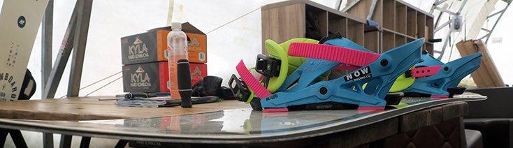 Cardiff Snowcraft Swell Snowboard