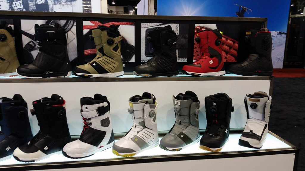 2020 DC Snowboard Boots