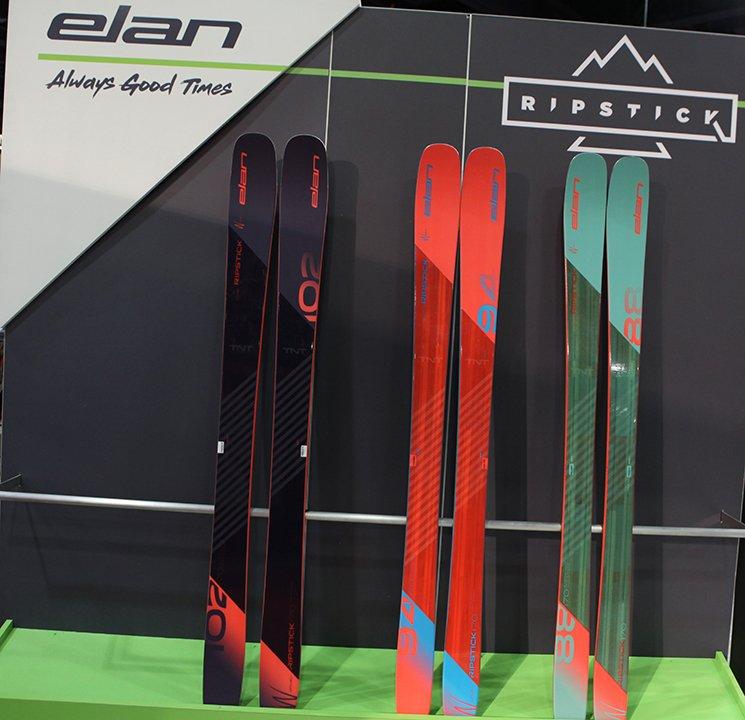 Elan Ripstick Skis