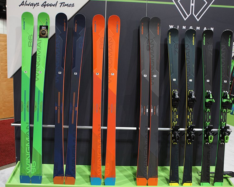 Elan Wingman Skis