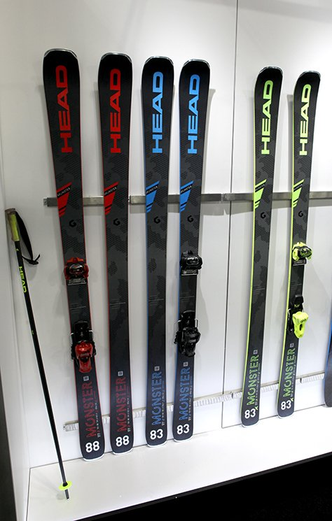 Best Skis 2020.2020 Ski Preview From Outdoor Retailer Mountain Weekly News