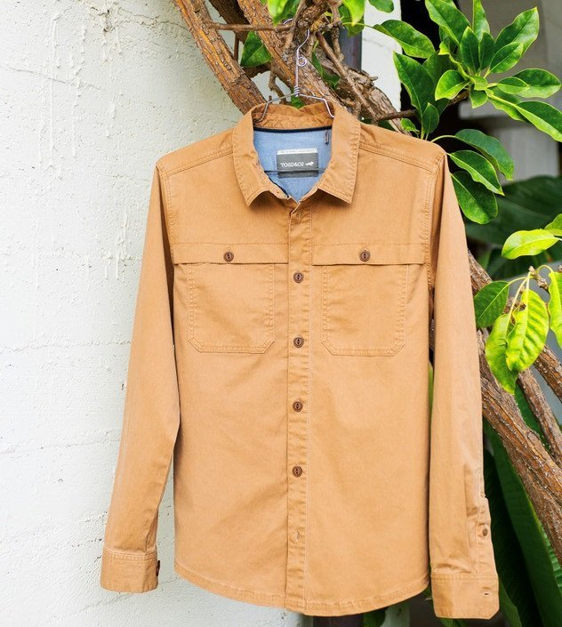 Toad&CO Highroad Shirtjac