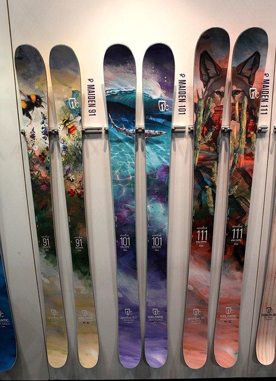 Icelantic Maiden Womens Ski