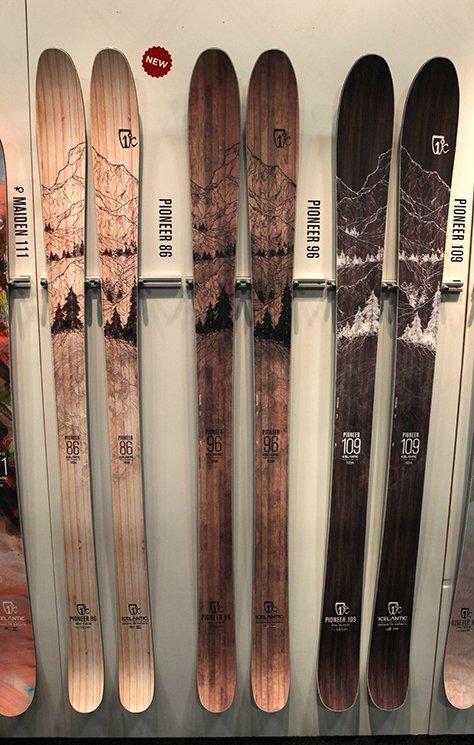 Icelantic Pioneer Men's Ski