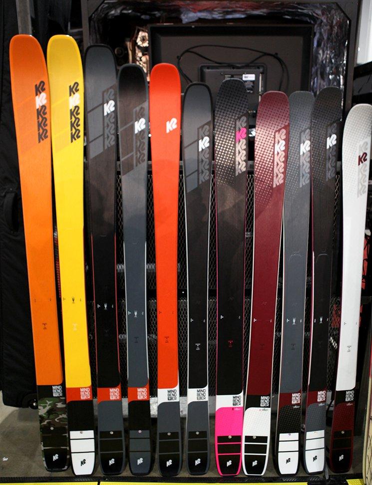 K2 Mindbender Ski