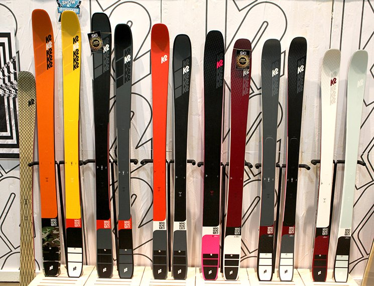 Best All Mountain Skis 2020.2020 Ski Preview From Outdoor Retailer Mountain Weekly News