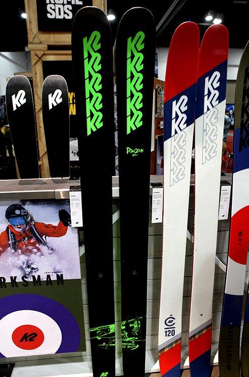 K2 Pontoon Catamaran Ski