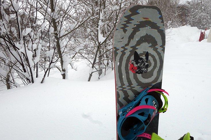 2020 Never Summer Dipstick Snowboard