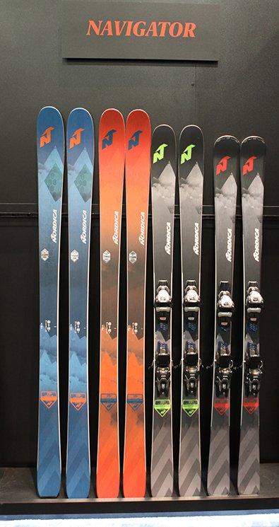 Nordica Navigator Skis