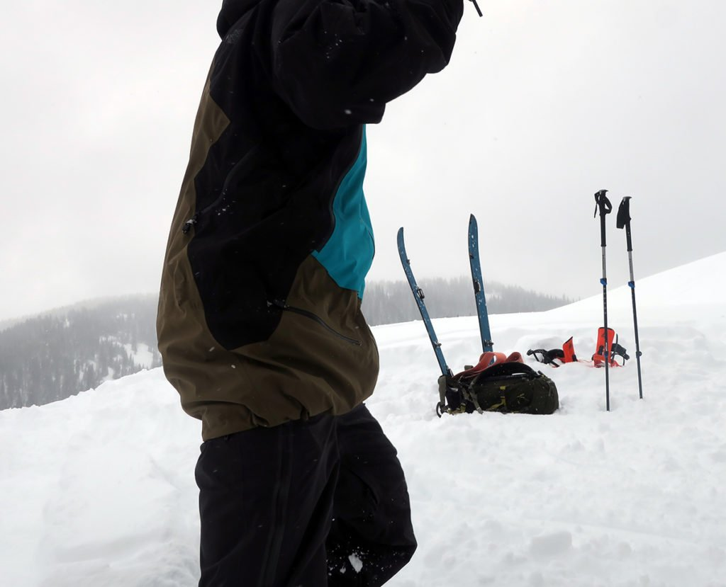 Purist Ski Pants The North Face Mens