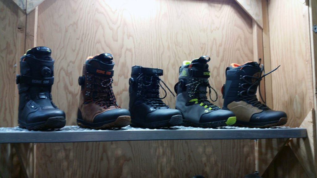 2020 Rome Snowboard Boots