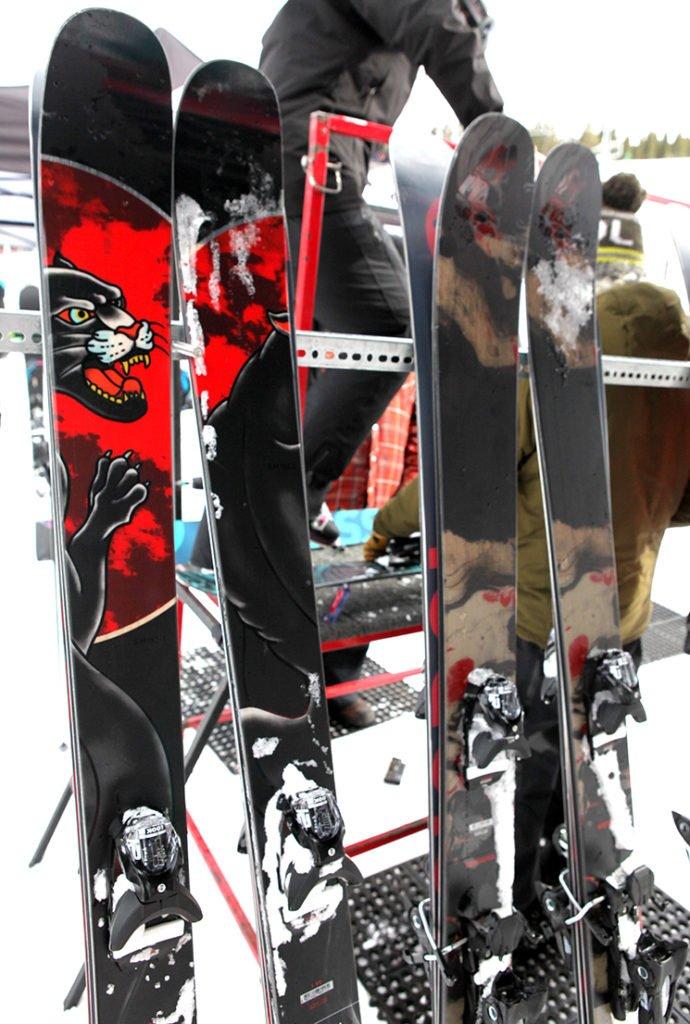 Rossignol Black Ops Skis