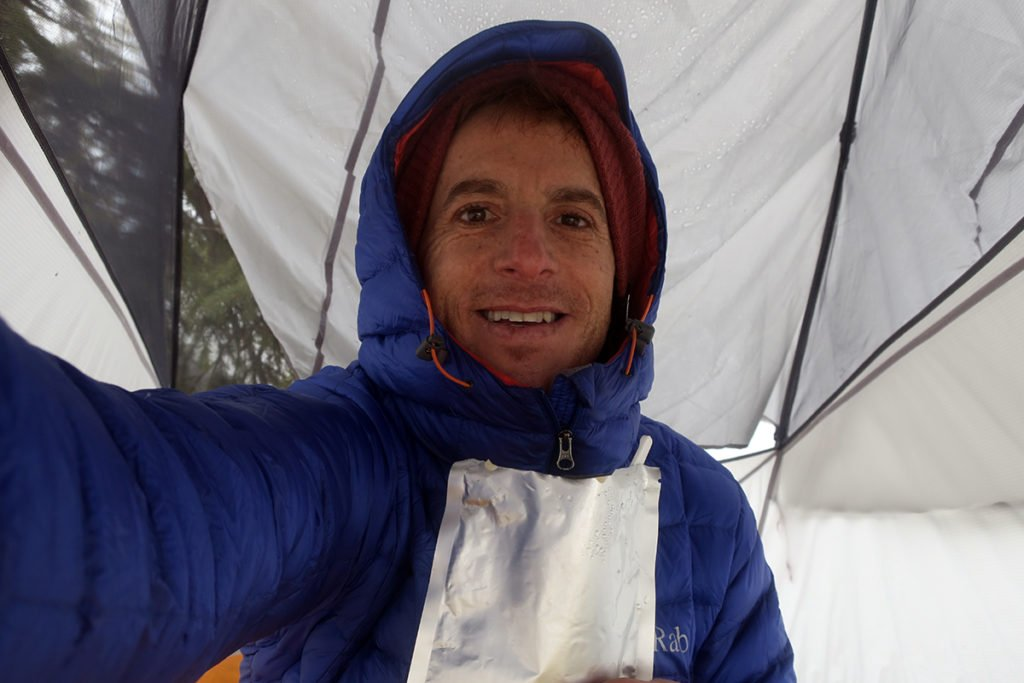Winter Ski Camping