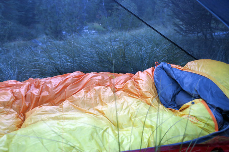 Thermarest Oberon Sleeping Bag Review