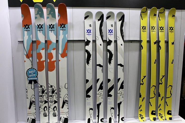 Volkl Revolt Ski