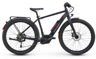 raleigh redux ie electric bike