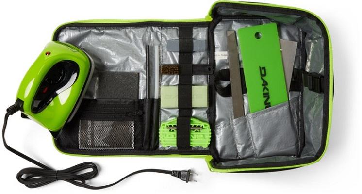 Snowboard Tune Kit Snowboard Wax Iron from Dakine