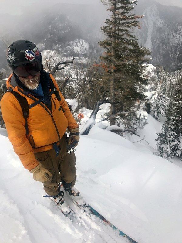 Mens Ski Jacket from Stio