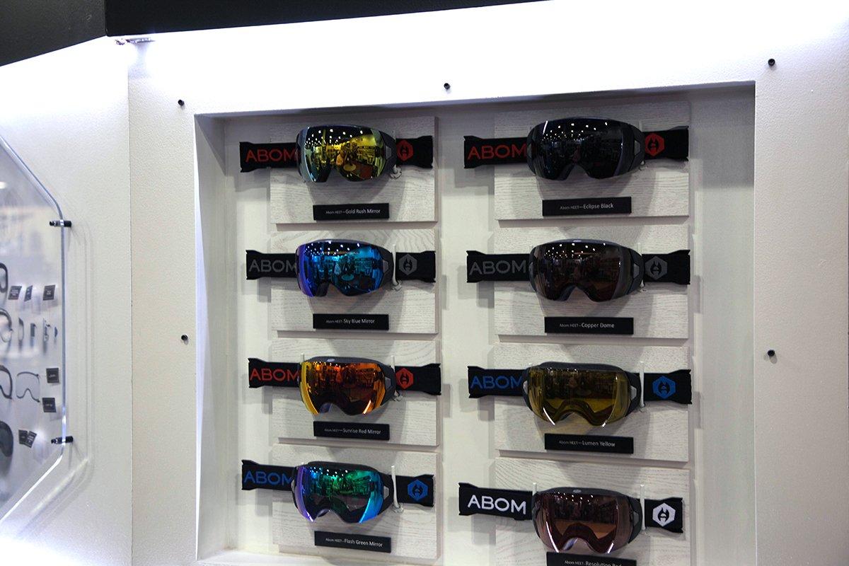 Abom Ski / Snowboard Googles