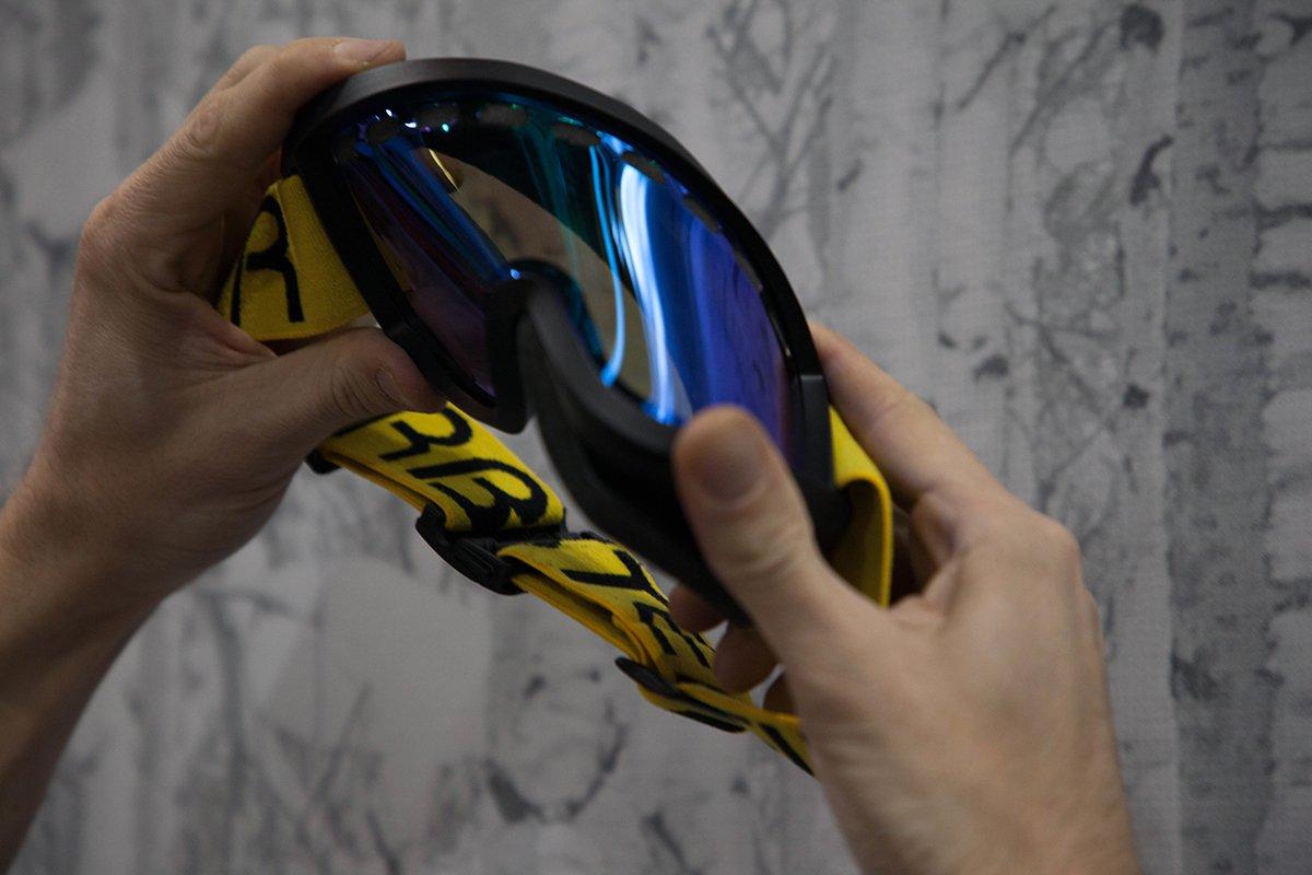 Airblaster Goggles Snowboard