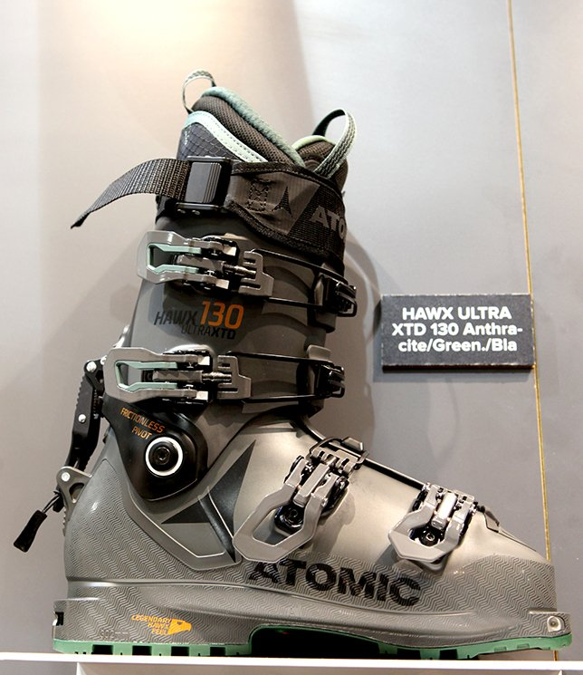 quality design 963b8 0c06e 2020 Ski Boots Preview from Outdoor Retailer - Mountain ...
