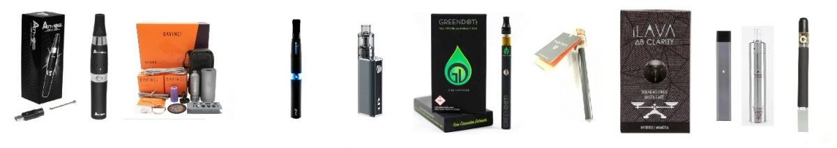 Top 10 Cannabis Vape Pens for 420