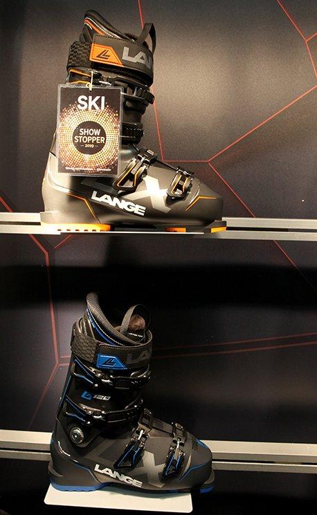 Lange Ski Boot
