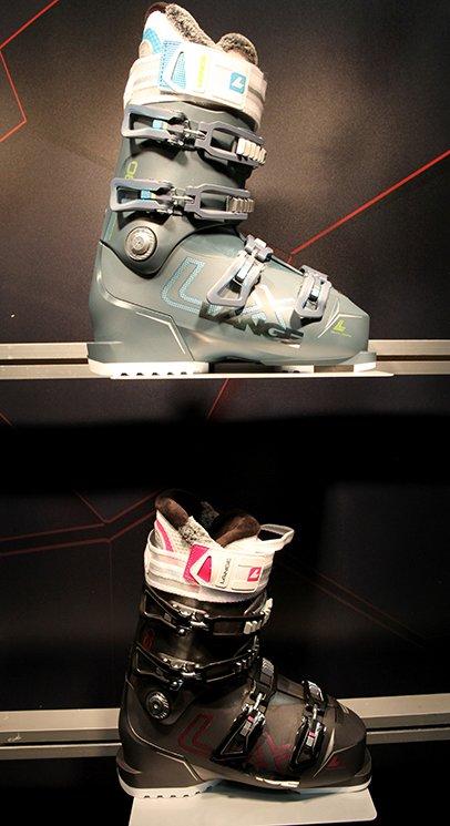 Lange Ski Boots Women