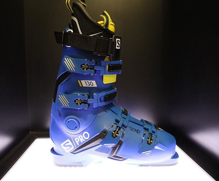 Salomon Mens Ski Boot