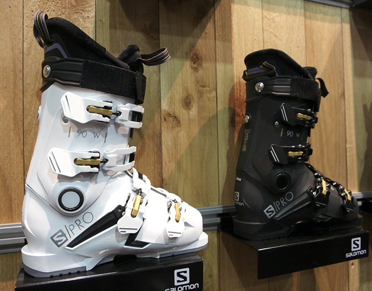 Salomon Womens Ski Boot