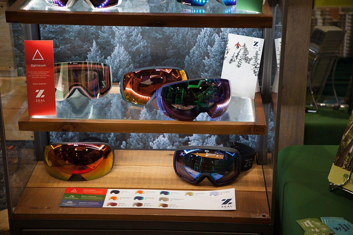 Zeal Ski Goggle