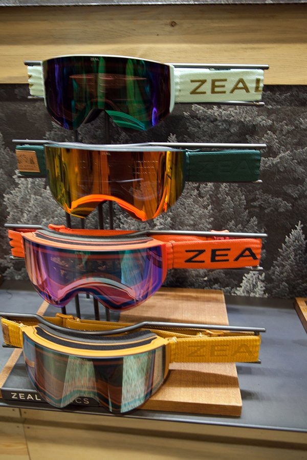 Zeal Snowboard Goggle